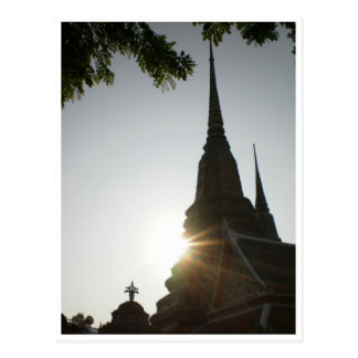 Carte postale Ho Phra Kheow