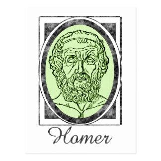 Carte Postale Homer