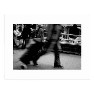 Carte Postale Hommage de Daguerre Paris 14eme de rue à Agnès