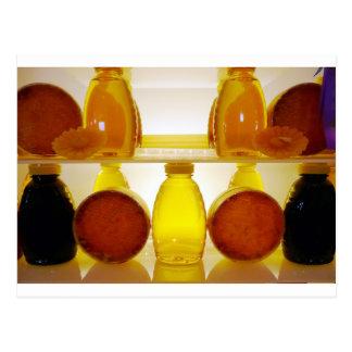 Carte Postale Honeyjars