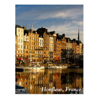 Carte Postale Honfleur, France