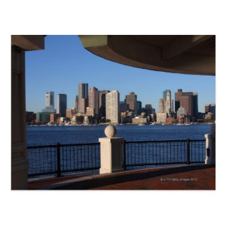 Carte Postale Horizon 2 de Boston, le Massachusetts