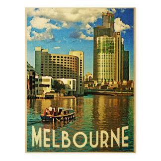 Carte Postale Horizon Australie de Melbourne