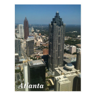 Carte Postale Horizon d'Atlanta