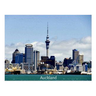 Carte Postale Horizon d'Auckland