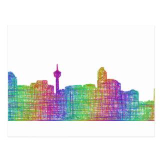 Carte Postale Horizon de Calgary