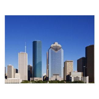 Carte Postale Horizon de Houston
