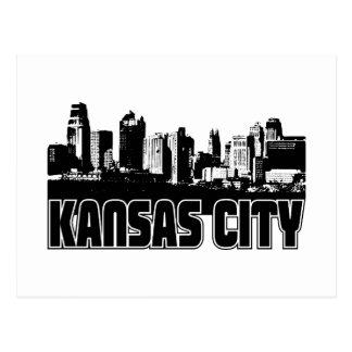 Carte Postale Horizon de Kansas City
