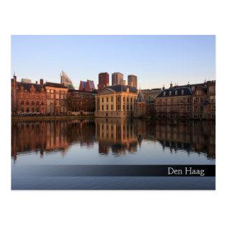 Carte Postale Horizon de la Haye dans Pays-Bas