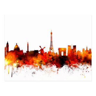 Carte Postale Horizon de Paris France