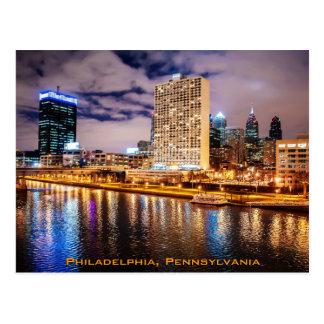 Carte Postale Horizon de Philadelphie