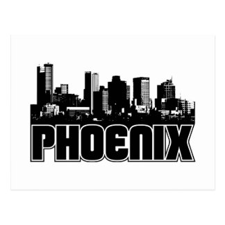 Carte Postale Horizon de Phoenix