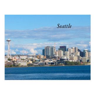 Carte Postale Horizon de Seattle