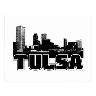 Carte Postale Horizon de Tulsa