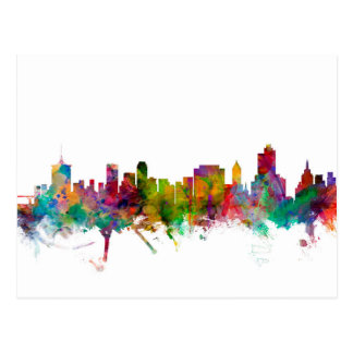 Carte Postale Horizon de Tulsa l'Oklahoma
