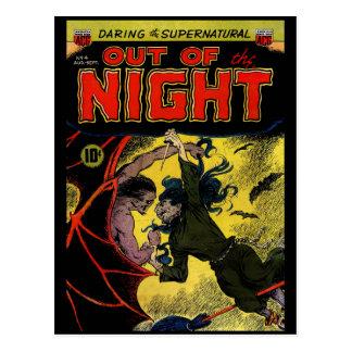 Carte Postale Horreur comique : Hors de la nuit 4