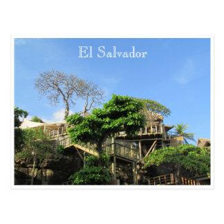 Carte Postale hôtel de tunco d'EL