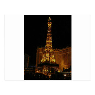 Carte Postale Hôtel Vegas de Paris