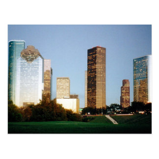 Carte Postale Houston