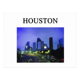 Carte Postale HOUSTON le Texas