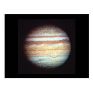 Carte Postale Hubble Jupiter
