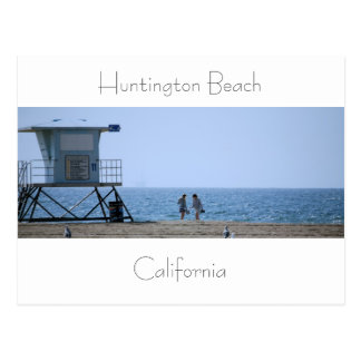 Carte Postale Huntington Beach