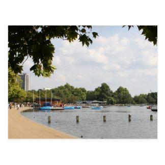 Carte Postale Hyde Park, Londres