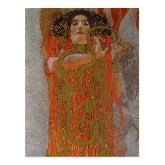 Carte Postale Hygieia, 1900-7