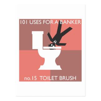 Carte Postale hygiène moderne expliquée