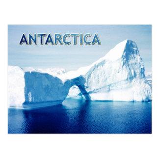 Carte Postale Iceberg dans le détroit de Gerlache, Antarctique