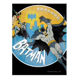 Carte Postale Icône de NANANANANANA Batman