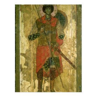 Carte Postale Icône de St George, 1130-50