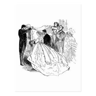 Carte Postale Idées 45 de réception de mariage