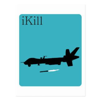 Carte Postale iKill