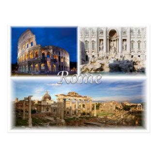 Carte Postale IL l'Italie - Rome Roma -