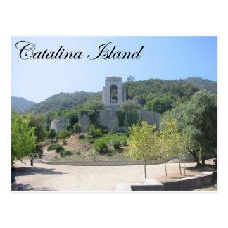 Carte Postale Île 2 de Catalina