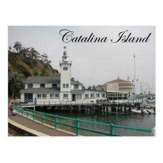 Carte Postale Île 3 de Catalina
