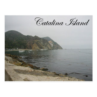 Carte Postale Île 5 de Catalina