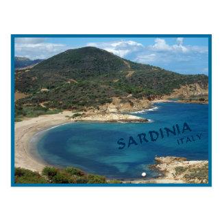 Carte Postale Île de la Sardaigne