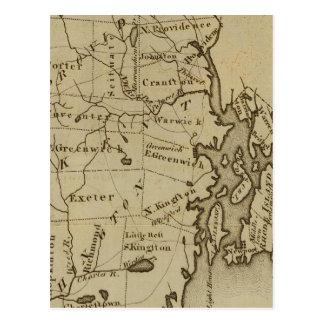 Carte Postale Île de Rhode 4