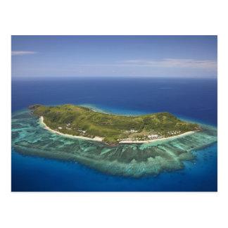 Carte Postale Île de Tokoriki, îles de Mamanuca, Fidji