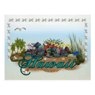 Carte Postale Île d'Hawaï