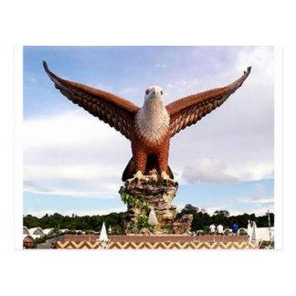 Carte Postale Île Eagle_e.jpg de la Malaisie Langkawi