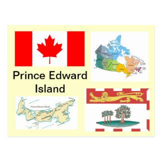Carte Postale Île Prince Edouard, Canada