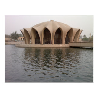 Carte Postale Île touristique de Bagdad