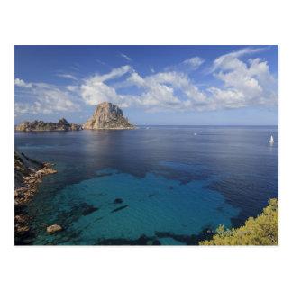 Carte Postale Îles Baléares, Ibiza, Espagne