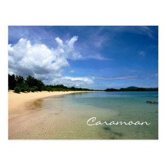 Carte Postale Îles de Caramoan - Sabitang Laya