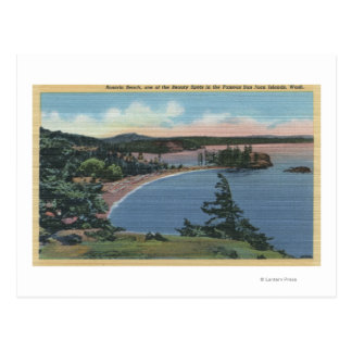 Carte Postale Îles de San Juan, Washington