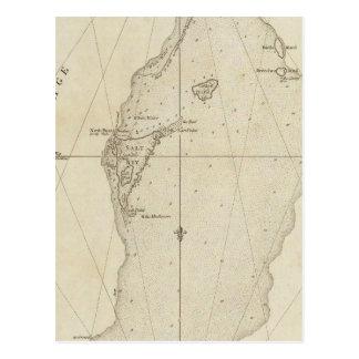 Carte Postale Îles de Turcs