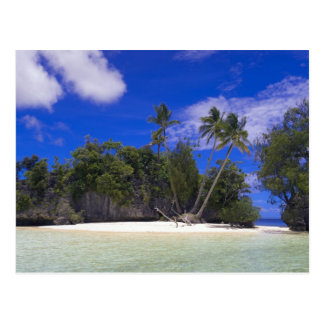 Carte Postale Îles Palaos de roche
